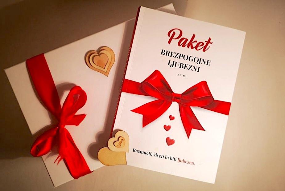 Paket brezpogojne ljubezni za Lino