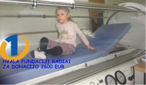 Donacija Fundacije Radia1 – PREPROSTO BLIZU